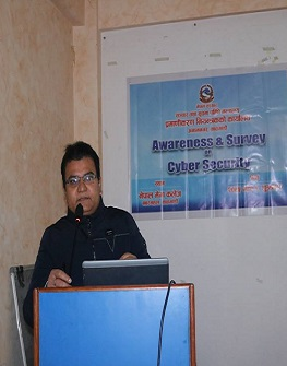 Awareness & Survey on Cyber Security for +2 students